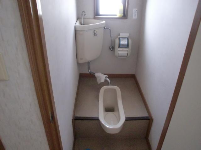 富士宮市某区民館 トイレリフォーム